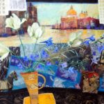 Fragments of Venice 27x 20.5 ins