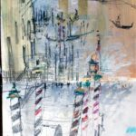 sketchbook grand canal venice